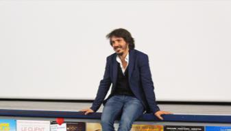 Photo de Bertrand Hagenmüller, réalisateur du film Prendre soin